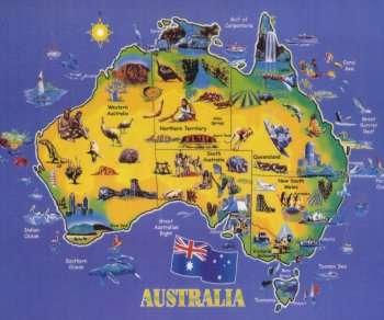 オーストラリア - 地理の勉強掲...